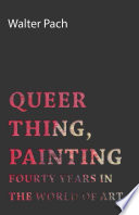 Queer Thing  Painting