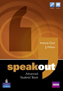 Speakout Advanced Students  Book for DVD Active Book Multi Rom for Pack