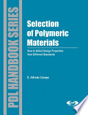Selection of Polymeric Materials Book