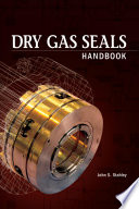 Dry Gas Seals Handbook Book PDF