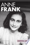 Anne Frank  Holocaust Diarist