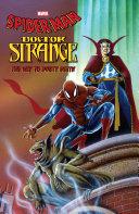 Spider Man Doctor Strange