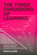 The Three Dimensions of Learning
