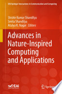 Advances in Nature Inspired Computing and Applications