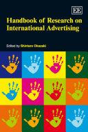 Handbook of Research on International Advertising