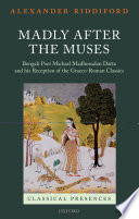 Madly After the Muses Book