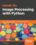 Pdf Hands-On Image Processing with Python Telecharger