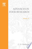 Advances in Food Research