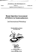 Beam Injection Assessment of Defects in Semiconductors