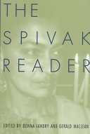 The Spivak Reader