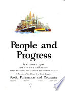 Basic Readers: People and progress. *******************