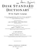 The Desk Standard Dictionary of the English Language