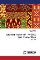 Citation Index for the Arts and Humanities