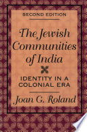 Jewish Communities Of India