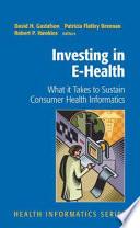 Investing in E Health