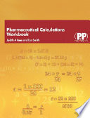 Cover of Pharmaceutical Calculations Workbook