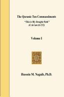 The Quranic Ten Commandments