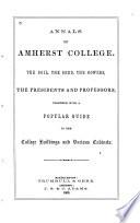 Annals of Amherst College