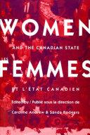 Pdf Women and the Canadian State/Les femmes et l'Etat canadien Telecharger