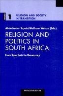 Religion and Politics in South Africa [Pdf/ePub] eBook