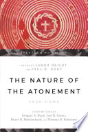 The Nature of the Atonement Book