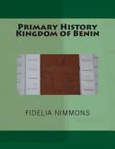 Primary History Kingdom of Benin