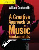 A Creative Approach to Music Fundamentals Book