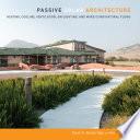 Passive Solar Architecture Book PDF