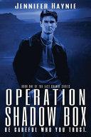 Operation Shadow Box Book PDF