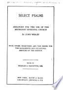 Select Psalms
