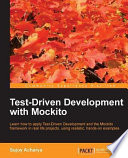 Test Driven Development with Mockito Book