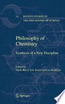 Philosophy of Chemistry
