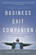 Business Exit Companion Pdf/ePub eBook