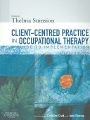 Client-centred Practice in Occupational Therapy