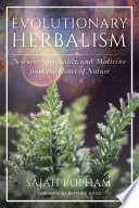 Evolutionary Herbalism Book