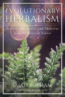 Evolutionary Herbalism Pdf/ePub eBook