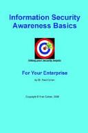 Information Security Awareness Basics