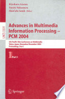 Advances in Multimedia Information Processing   PCM 2004