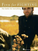Five for Fighting - The Battle for Everything (Songbook) [Pdf/ePub] eBook