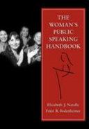 The Woman s Public Speaking Handbook Book