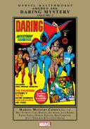 Golden Age Daring Mystery Masterworks Vol  2