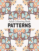 Adult Colouring Books Patterns