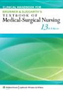 Pdf Clinical Handbook for Brunner & Suddarth's Textbook of Medical-Surgical Nursing
