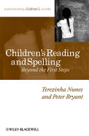 Children s Reading and Spelling