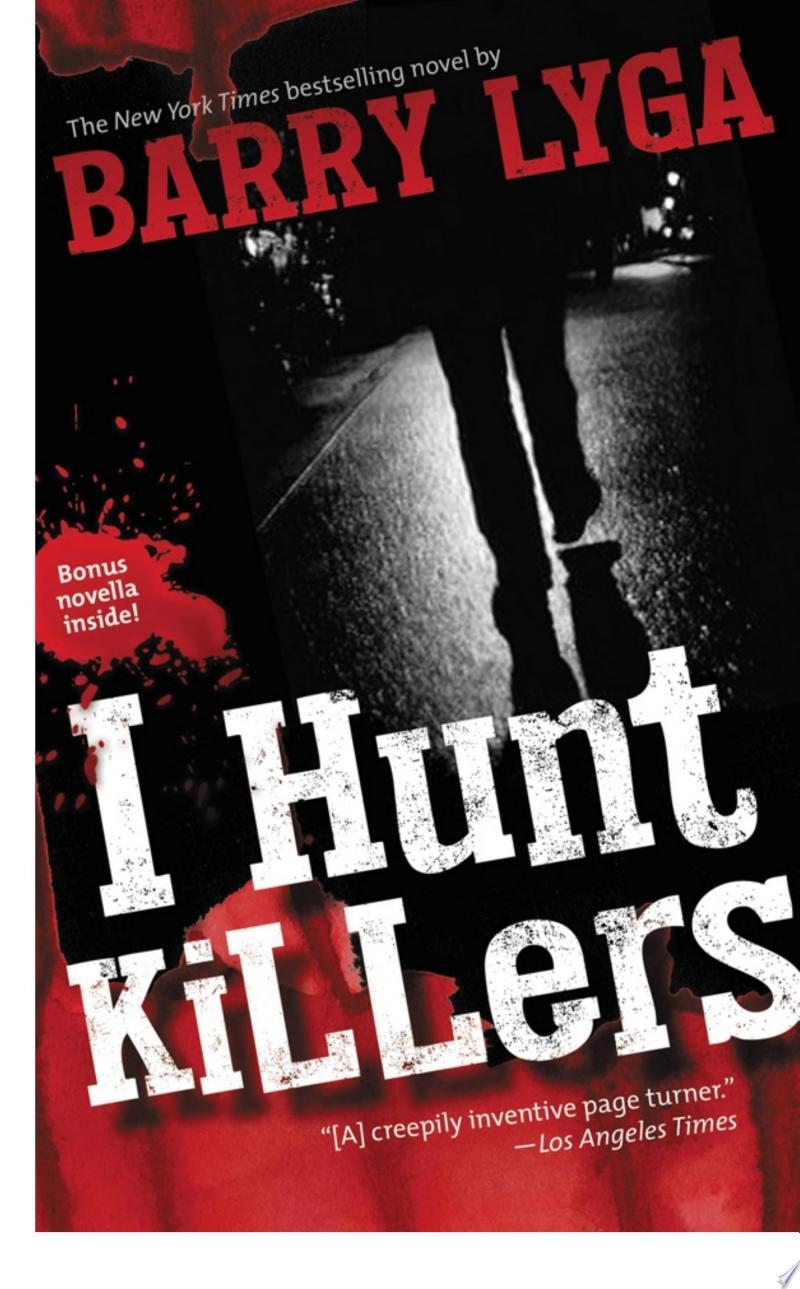 I Hunt Killers banner backdrop