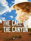 The Call of the Canyon [Pdf/ePub] eBook