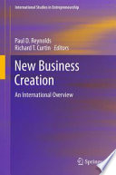 New Business Creation Book