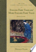 English Fairy Tales  : And, More English Fairy Tales