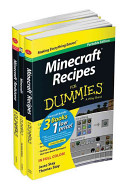 Minecraft For Dummies Collection 3 Book Bundle