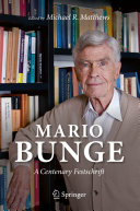 Pdf Mario Bunge: A Centenary Festschrift Telecharger